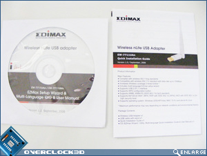 Edimax wireless nLITE USB adaptor Contents 2