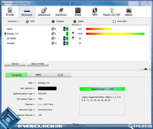Edimax Wireless Utility Picture2