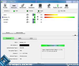 Edimax Wireless Utility Picture2