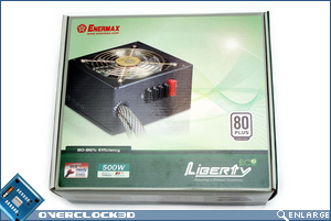 Enermax Liberty EC 500w Box