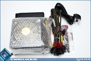 Enermax Liberty EC 500w Contents