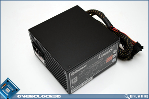 Enermax Liberty EC 500w Top
