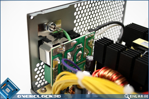 Enermax Liberty EC 500w Filtering
