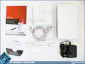 Edimax nMAX Wireless Router - Contents