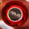Asus EAH 4890 1GB DDR5 PCIe Graphics card