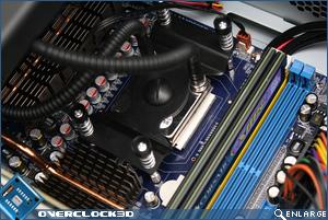 YOYOTech Water Dragon 940 CPU Block