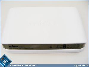 Edimax BR-6574n - FrontTop View