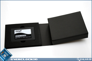 OCZ Vertex 120GB Internal Box Open