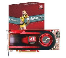 The first Albatron-branded AMD card - Radeon HD 4890