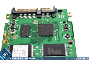 OCZ Vertex 120GB Controller