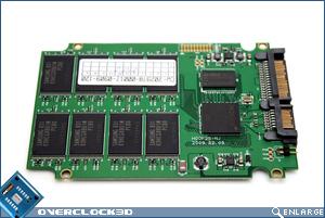 OCZ Vertex 120GB Memory Chips