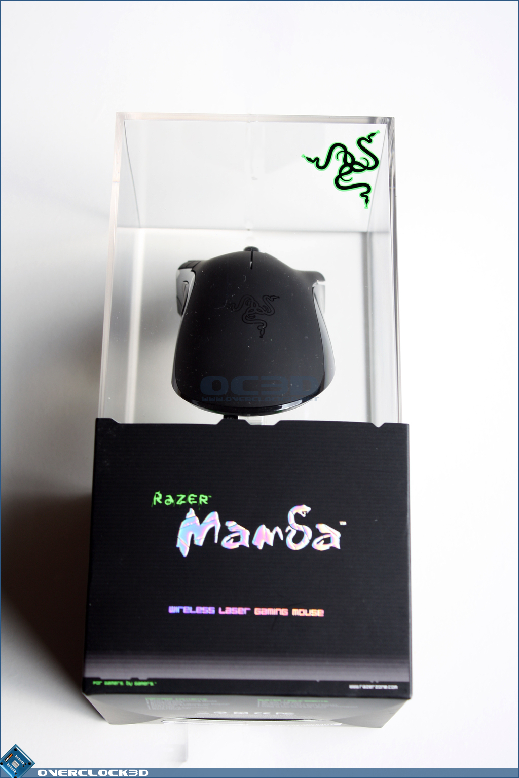 Razer Mamba Gaming Mouse Packaging Amp Accessories Input