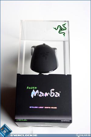 Razer Mamba Box Front