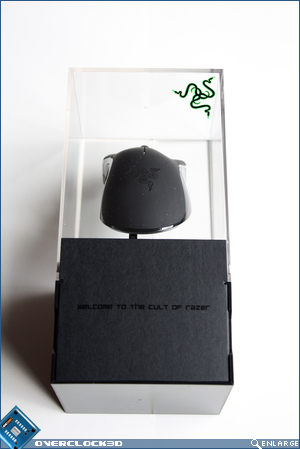 Razer Mamba Box Open