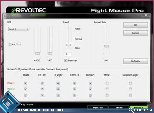 Revoltec Fightmouse software 2