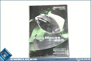 Revoltec Fight Mouse Pro Packaging closed
