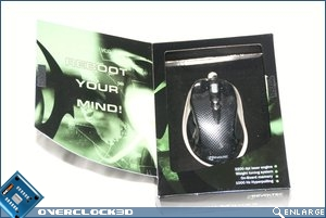 Revoltec FightMouse pro packaging open