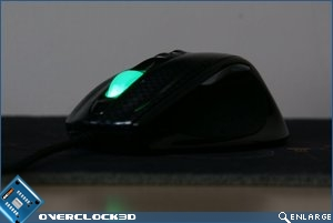 Revoltec FightMouse pro Green