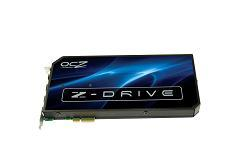 An unconfirmed image of OCZ's upcoming 1TB Z-Drive