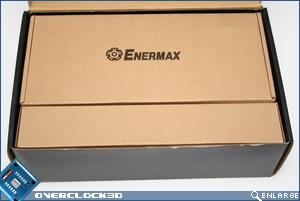 Enermax Revolutiomn85+ Box Open