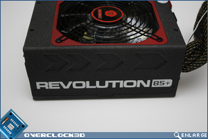Enermax Revolution85+ Side