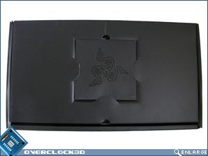 Razer Arctosa - Inner Box