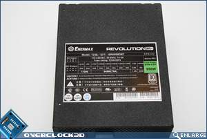 Enermax Revolution85+ Bottom