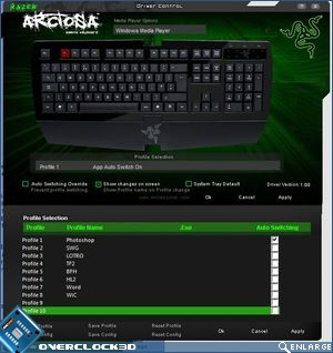 Razer Arctosa Device Software 2
