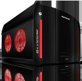 iBUYPOWER's LAN Warrior is based on Intel Core i7 processors