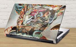 Dell's new Studio range notebooks come with stunning artwork