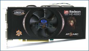 Atomic HD4890