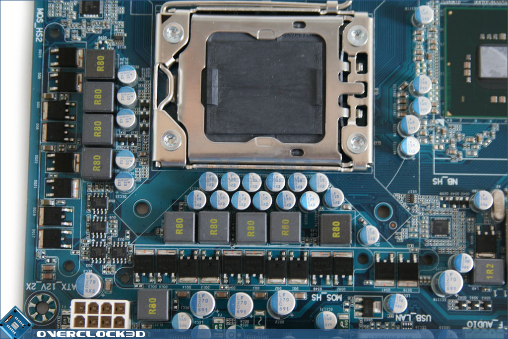 Gigabyte EX58-UD3R X58 Motherboard | Packaging & Appearance