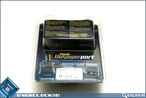 Corsair Flash Voyager Port Packaging Back