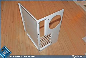 Motherboard tray