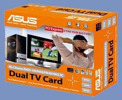 Dual TV Card