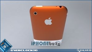 iphone nano orange