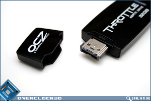 OCZ Throttle 32GB eSATA