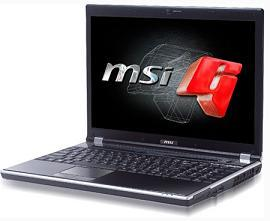 The MSI GX273 comes with a power booster