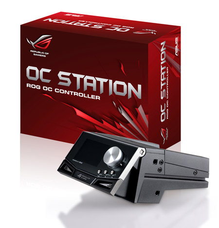 ROG OC Station