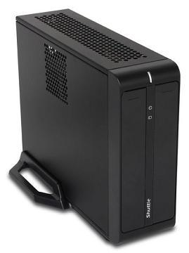 The new XS series SFF PCs from Shuttle are based on VIA's Nano CPUs
