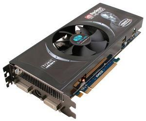 The new Sapphire Toxic HD 4890 is factory overclocked at 950MHz