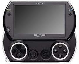 The shroud has been lifted off Sony's new PSP Go