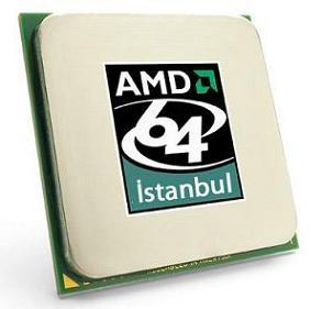 The early launch of the 6-core Istanbul Opteron CPUs gives AMD an edge over Intel