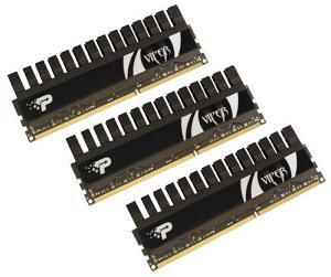 The low latency Viper II DDR3 kits are designed for extreme performances