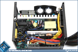 BFG EX-1200 Inside Close