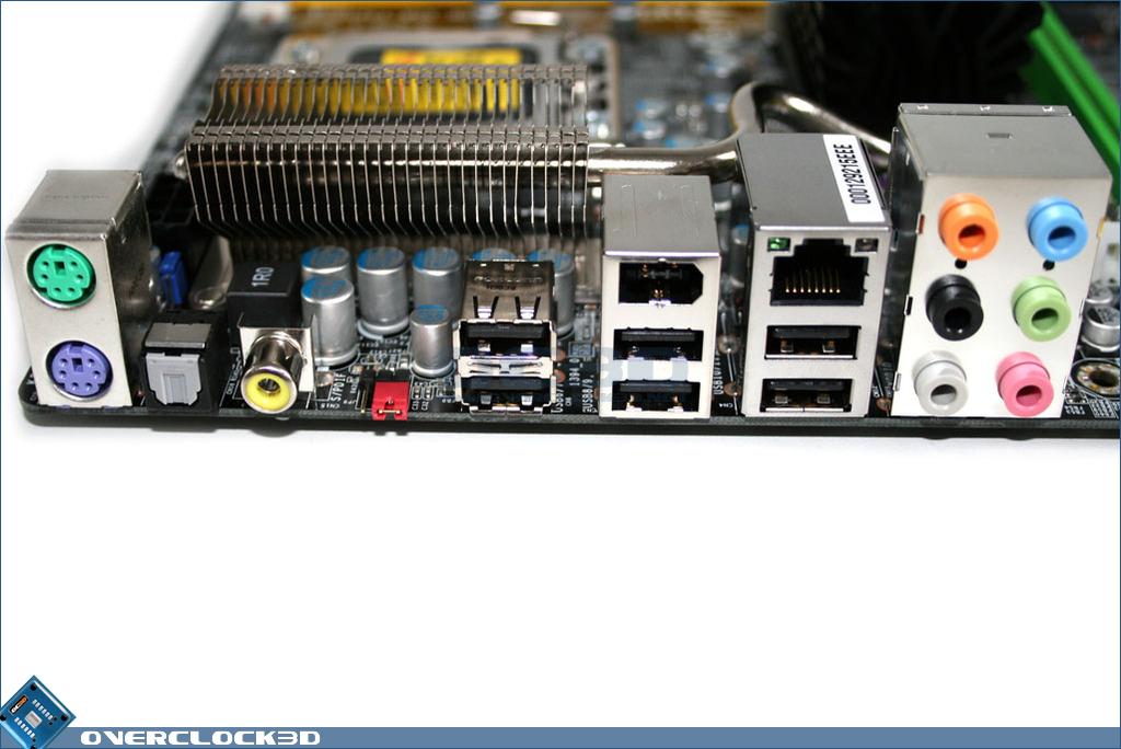 DFI Lanparty T3eH6 DK X58 Motherboard | Packaging