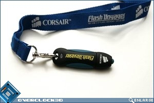 Corsair Flash Voyager 32gb Lanyard