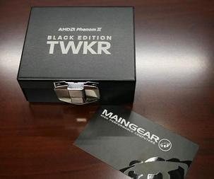 The all-new AMD Phenom II Black Edition TWKR