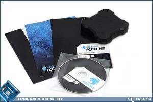 Roccat Kone Contents