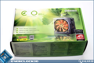 Enermax ECO80+ 350w Box
